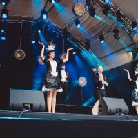 "M&M Events auf Burg Nideggen mit ""The Magic of Musical"""