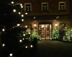 Tolle Dinner-Show vor ausverkauftem Haus in Frankenberg